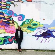 Cal Anderson Park- Street Art
