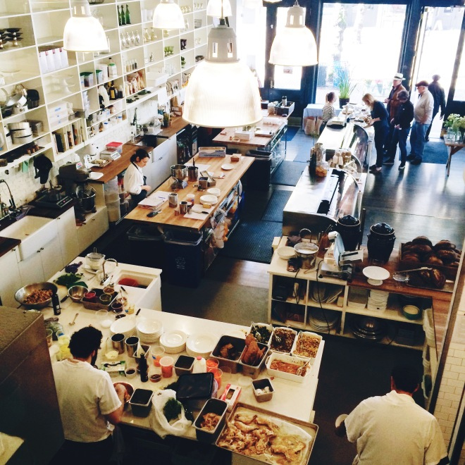 A view from above- The London Plane