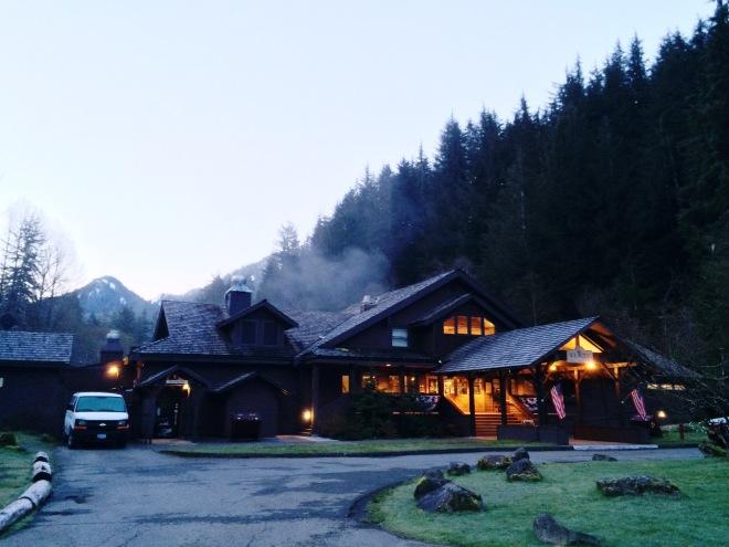 Sol Duc Hot Springs Resort