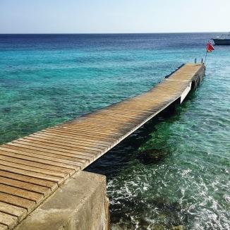 Kalki Beach, fun spot for snorkeling.