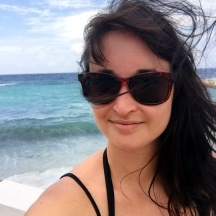 Hi from windy Curacao!